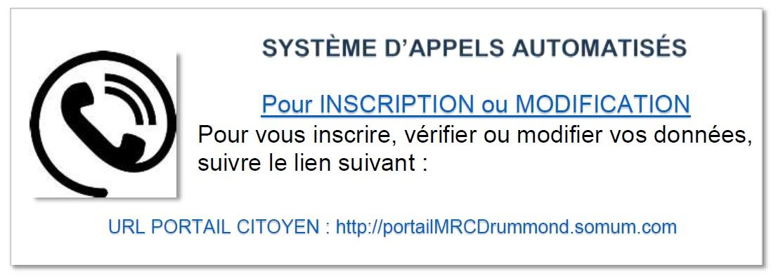http://portailMRCDrummond.somum.com